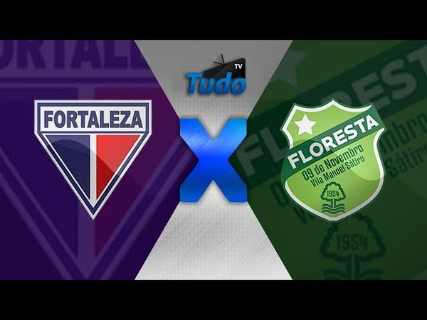 FORTALEZA X FLORESTA AO VIVO 25/03/18 (SEM TRAVAR) HD