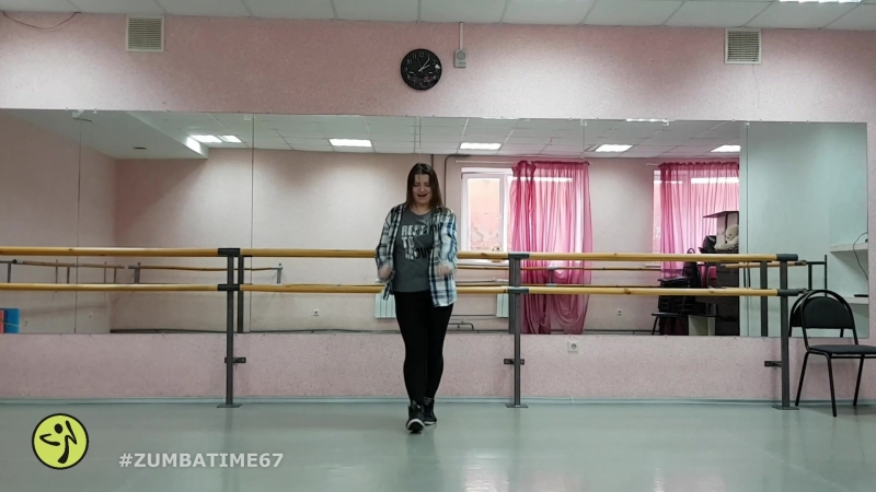 ZUMBA - LOBODA - К черту любовь!.mp4