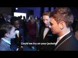Tom Daley  Dustin Lance Black  Stranger Things  GQ Men Of The Year Awards