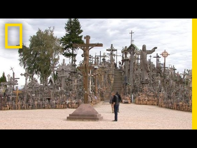 Go Inside Lithuania's Hill of Crosses | National Geographic