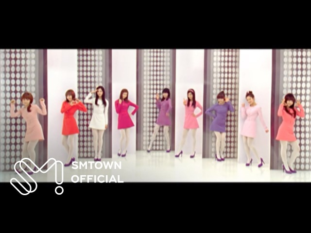Girls' Generation 소녀시대 '하하하송 (HaHaHa Song)' MV