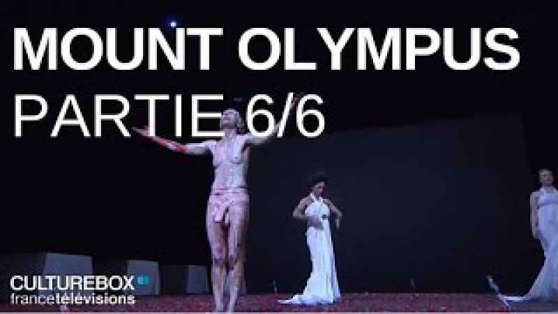Mount Olympus de Jan Fabre - Performance de 24 heures (6/6)