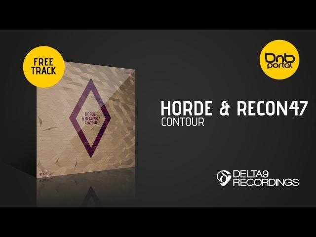 Horde Recon47 - Contour [Delta9 Recordings] [Free]