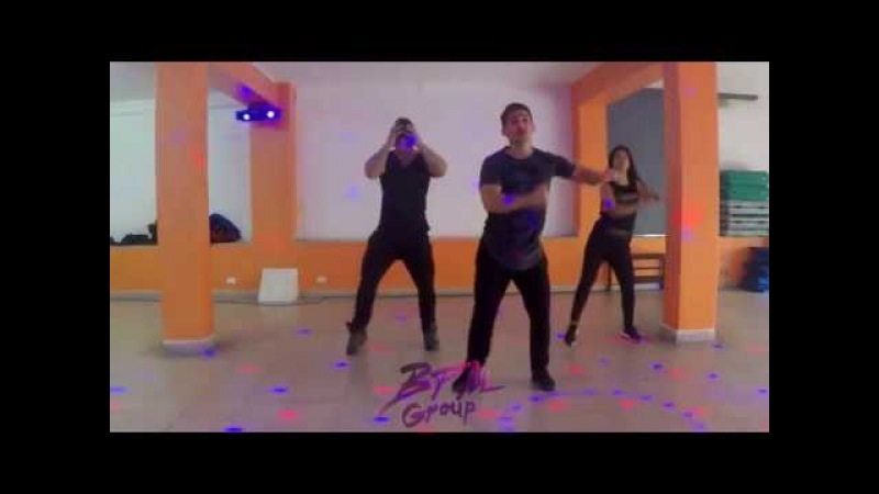 Bachata Zumba - Get Lucky - The force of love beginning