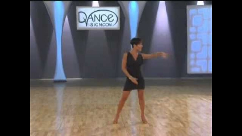 Dance Vision Turns Arm Styling - Ballroom Dance DVD