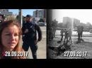 Поліція побила жінок. Нова поліція захищає незаконну забудову в Києві