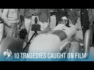 10 Tragedies Caught on Film | British Pathé| History Porn