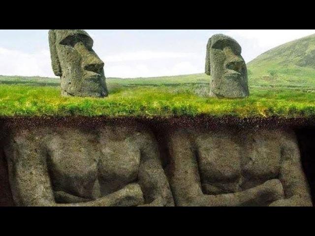 Ученые Наконец то Выяснили Правду об Острове Пасхи