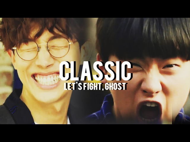 CLASSIC Let's Fight, Ghost! || Choi Chun-sang Kim In-rang