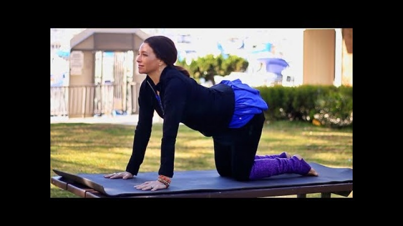 Yoga Stretch (Quickie) For Total Body Flexibility   Fightmaster Yoga