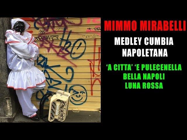 MEDLEY CUMBIA NAPOLETANA - versione fisarmonica - MIMMO MIRABELLI