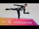 Meet Stephane Lambiel's protege Deniss Vasiljevs YOGjourney