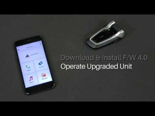 Cardo- PACKTALK 4.0 firmware update
