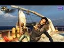 RPCS3 PS3 Emulator - Uncharted Drake's Fortune Ingame / Gameplay 4K 2160p! VULKAN (8f314c51) LLVM