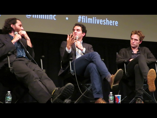 Robert Pattinson, Josh Benny Safdie - Good Time QA NYC 7/26/17 - Part 1