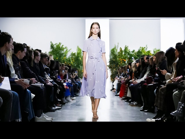Mansur Gavriel | Fall Winter 2018/2019 Full Fashion Show | Exclusive