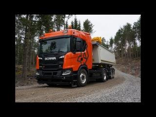 TTMtv Vlog #58 - Rijden met de Scania XT + heavy V8's!