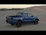 Ford Ranger Raptor video debut