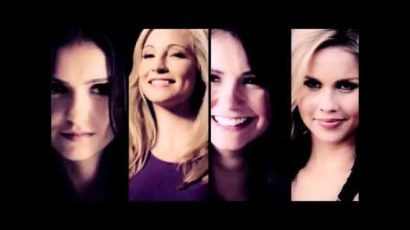 TVD girls - Swalla