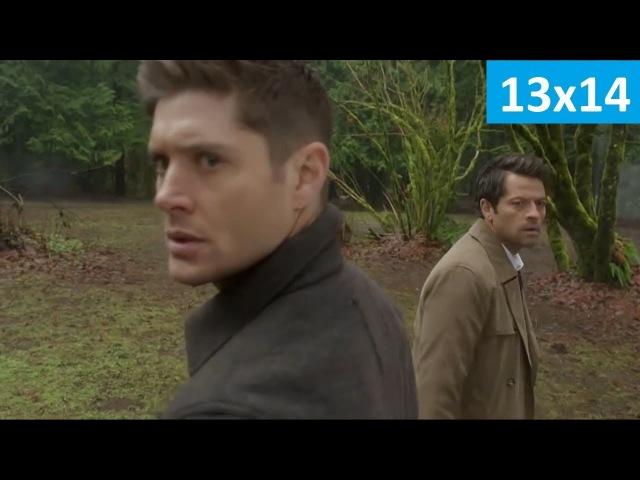 Сверхъестественное 13 сезон 14 серия - Русское Промо (Субтитры, 2018) Supernatural 13x14 Promo
