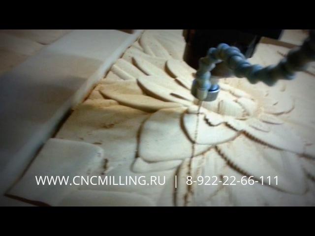 3D фрезеровка на ЧПУ