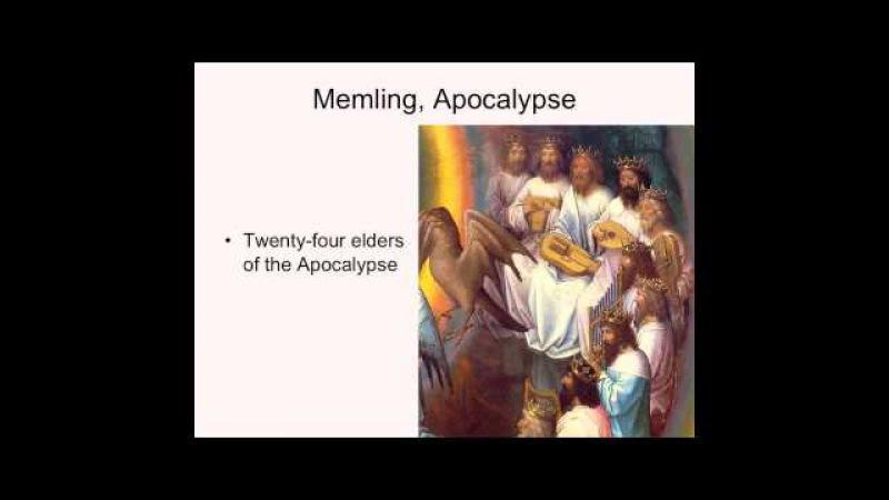 ARTH 4007 Hans Memling - Part 1