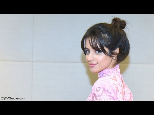 Camila cabello Exclusive Interview in Japan! カミラ・カベロ、初のソロ来日時のインタビュー動画つ1235