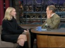 Gwyneth Paltrow and Dave on Harvey Weinstein, Late Show, November 25, 1998