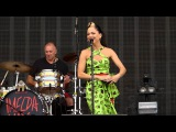 Imelda May - Big Bad Handsome Man live V Festival, Weston Park 23-08-15
