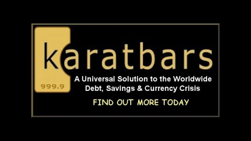 It's about time to start with Karatbars!