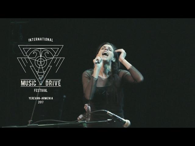 Corpo-Mente - Lucil [Live at Music Drive Festival, Yerevan]