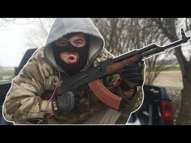 Drunk Bandit VS S.T.A.L.K.E.R