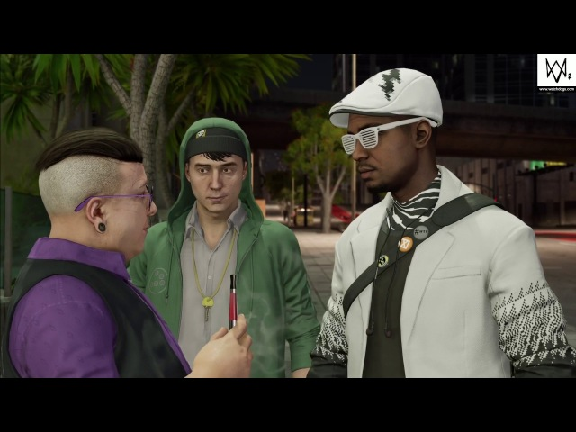 Watch Dogs 2 - Don't **** with the Hawt Sauce