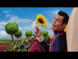 Lazy Town - Ollaan parhaita We Are Number One (Finnish Suomi)
