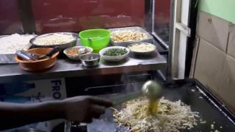 Шри Ланкийское блюдо Котту, рецепт от повара. Хиккадува.