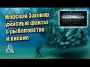 Морской Заговор ужасные факты о рыболовстве и океане