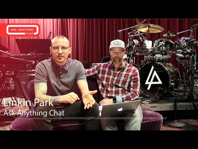 Chester Bennington Linkin Park MRL Ask Anything Chat w/ Romeo ‌‌(Full Version)