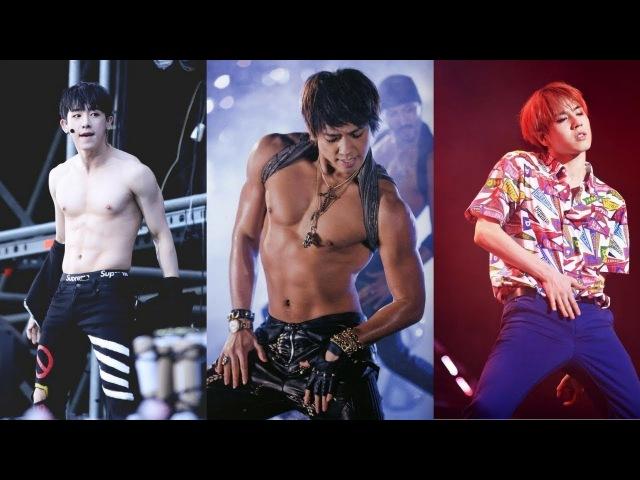 Kpop Idol Boys Sexy Dance (BTS, EXO, GOT7, WANNA ONE...) [Funny Kpop Idols]