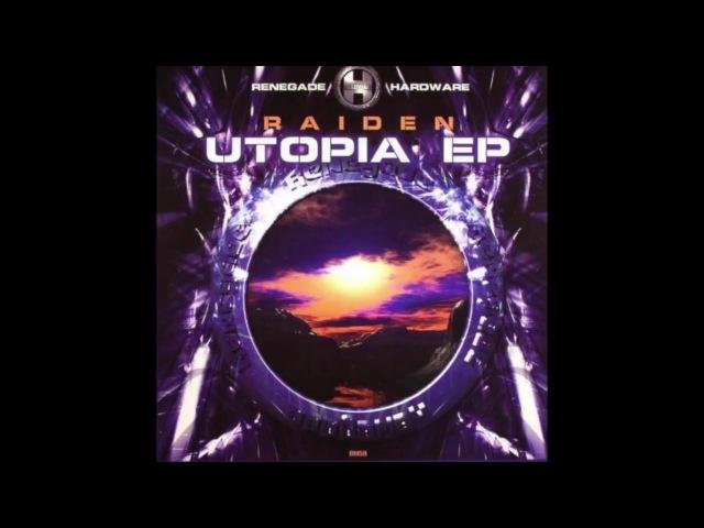 Raiden - Utopia EP
