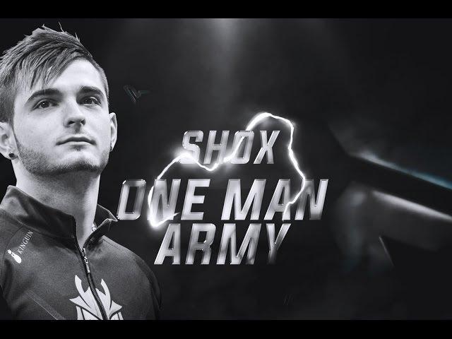 CSGO Shox - One Man Army (Fragmovie)