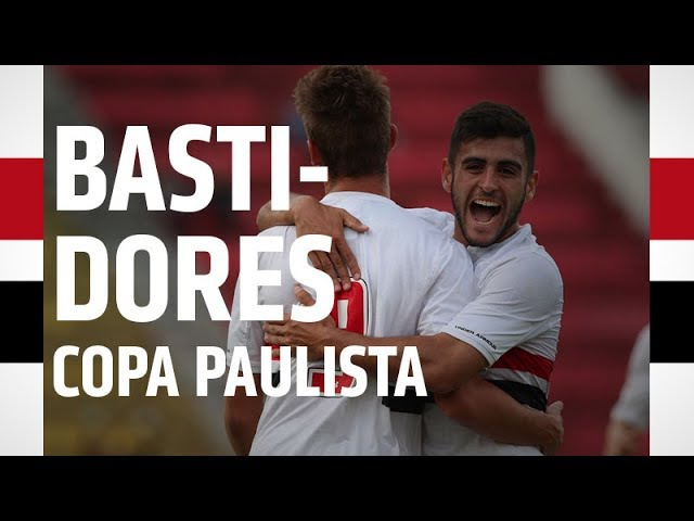 BASTIDORES: AUDAX X SPFC - COPA PAULISTA 2017 | SPFCTV