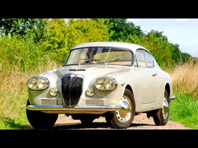 Lancia Aurelia GT by Pichon Parat B20 1956