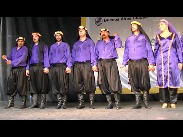 Dabke Tradicional Ballet Al Gharam