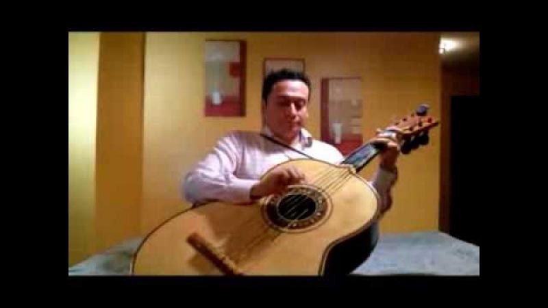 El cascabel (solo de guitarrón) versión del Mariachi Juvenil Tecalitlán