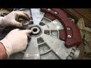Замена подшипников барабана стиральной Электролюкс Занусси Видео №35