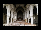 Abandoned Catholic Christchurch Cathedral