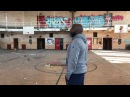 Encounter With An Unexpected Visitor While Exploring the Abandoned Cooley High School