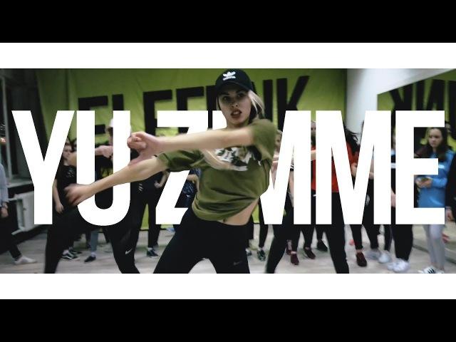 Танцы в Череповце с Полиной Ивановой   Stylo G - Yu Zimme   Танцевальный центр ЭлеФанк