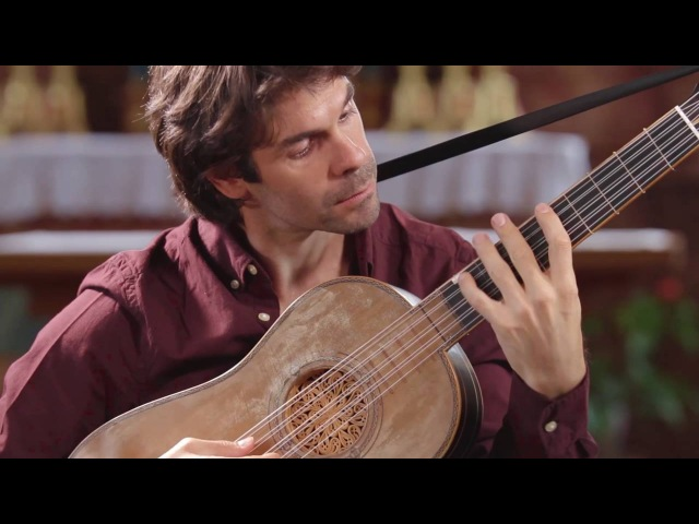 Miguel Rincón | Santiago de Murcia Gaspar Sanz