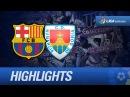 Resumen de FC Barcelona B (1-1) CD Numancia - HD